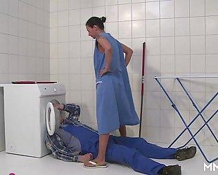 Mmv films german mom leaking put emphasize plumber