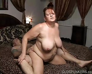Gorgeous super grown up bbw can't live without a permanent fucking