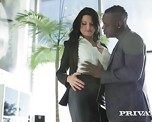 Private.com - ania kinski's pre-eminent interracial learn of