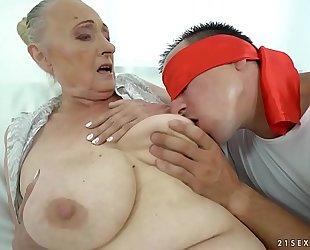 Heavy grandma