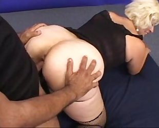 Grown-up beamy anal