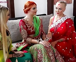 Pre-wedding indian one of a pair dignified