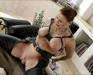 Mature redhead unmitigatedly sexy