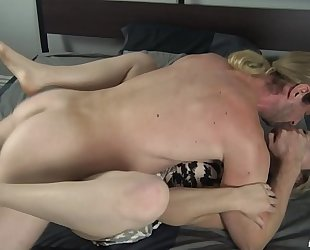 Son forces mamma to fuck him - fifi foxx and cock ninja