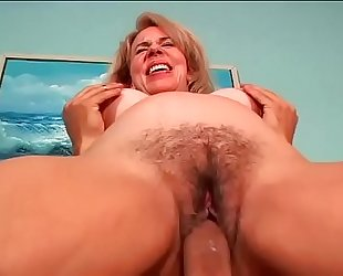 You indeed can't say no to this milf! vol. 16