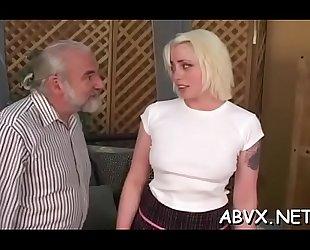 Big ass mature extreme moments of rough amateur thraldom