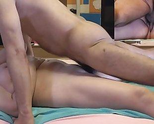 Mature - big O and interior ejaculations