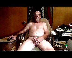 The best mature cock cumming