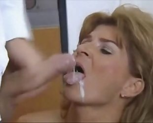Milf facial compilation episode