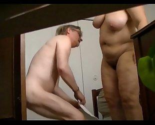 wife chubby body