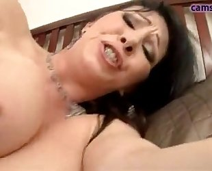 Rayveness - hot milf screwed in her ass and smutty cleft