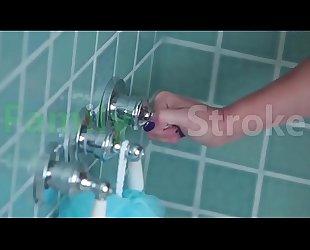 MOM Cheating with Son'_s Gun at Bathroom - FamilyStroke.net