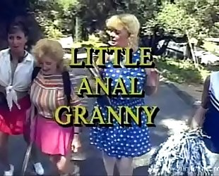 Little Anal Granny.Full Movie :Kitty Foxxx, Anna Lisa, Candy Cooze, Gypsy Blue