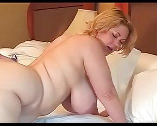 Classic Samantha 38G Plumper Fuck