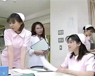 Nurse gets fucked by patient