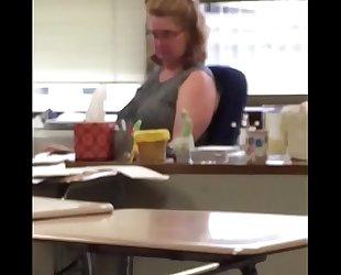 My Old Teacher Has a Big Ass!!!
