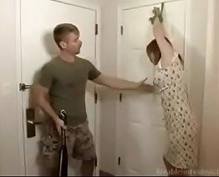 son punishes mommy with spanking and hard fucking