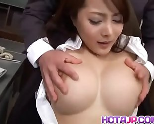 Mei sawai with big milk sacks is fucked in beaver