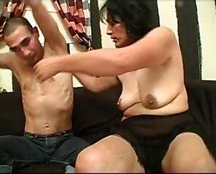 Fat &_ Hairy Mums Pt1