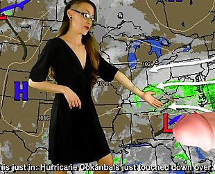 Adalynnx fisty-the-weather-lady