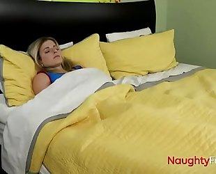 Pervert son wakes up mamma - free family movie scenes at naughtyfam.com