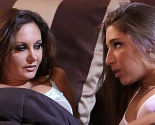 Abella danger and ava addams at mommy's slutwife