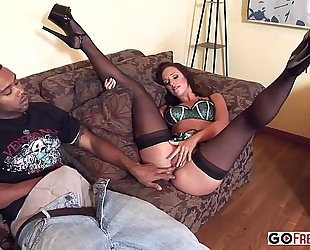 Nicki hunter mama catches daughter fucking and helps her