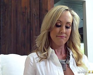 Brazzers.com - sexy milf brandi love receives some youthful penis