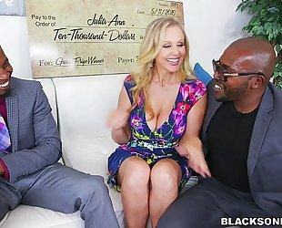 Black weenie paramour julia ann