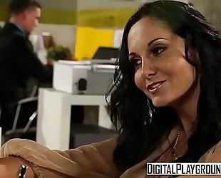 Digitalplayground - (ava addams, clover) - u scratch mine i scratch yours