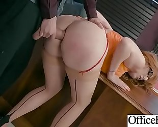 Hot sex in office with large round love muffins housewife (lauren phillips) video-16