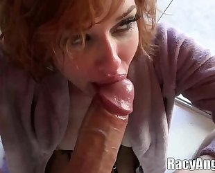 Point of veronica avluv racy milf unfathomable blow sellection mark wood, rocco siffredi