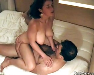 Big tit slutty wife hidden livecam homemade porn