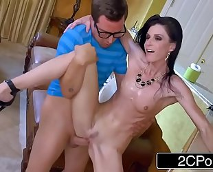India summer teaches some youthful ramrod