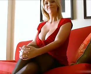 I fuck gorgeous aged blond