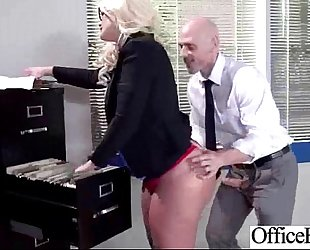 Sex tape in office with massive round juggs hawt cheating wife (julie cash) movie-24