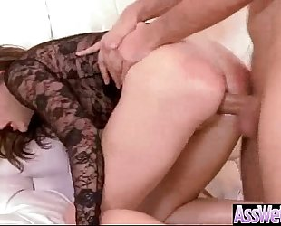 (chanel preston) large ass amateur wife acquire oiled and anal on camera mov-08