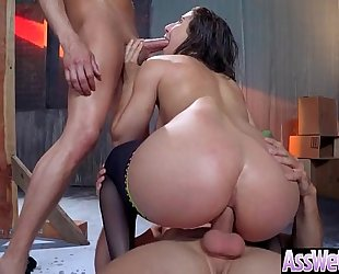 (abella danger) large round oiled butt horny white wife love hard anal intercorse video-02