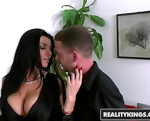 Realitykings - large love muffins boss - (romi rain) large bra buddies boss romi had t - the terms
