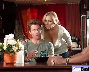 Busty dirty slut wife (julia ann) in hardcore sex act secene movie-17