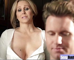 (julia ann) breasty sexy older slutwife acquire sluty in hard sex scene mov-14