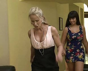 Melissa may craves to know the relationship! - girlfriendsfilms