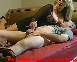 My milf mommy getting drilled