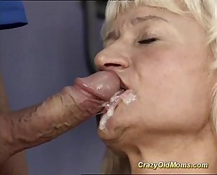 Strong mammas 1st bodybuilding sex