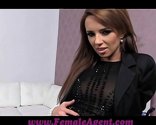 Femaleagent some cuties i crave i could have twice
