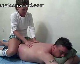 Amateur milf massage and fuck- bomcams.com