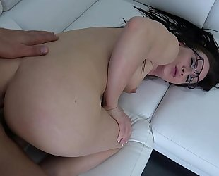Wendy moon anal paramour acquire screwed actually hard with large ramrod