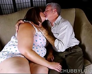 Sexy large abdomen, melons & a-hole bbw is a super sexy fuck